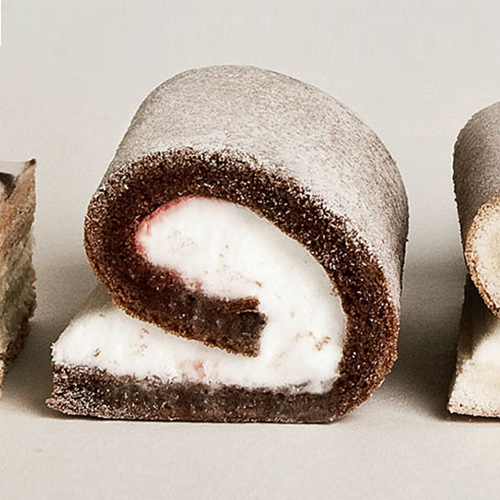 SWISS ROLLS BLACK FOREST